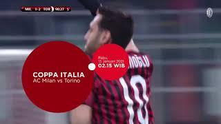 JADWAL COPPA ITALIA JANUARI 2021 LIVE TVRI NASIONAL DAN TVRI SPORT HD