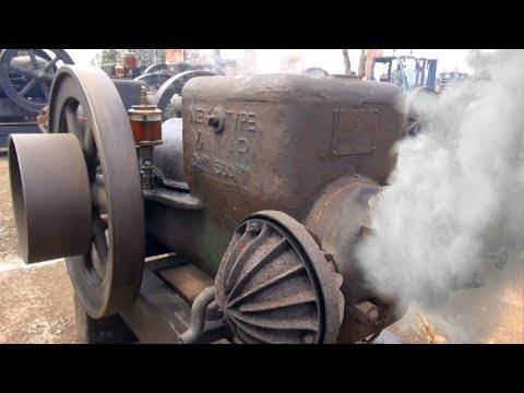 COOL OLD Engines Starting Up And Running Videos Compilation || HD