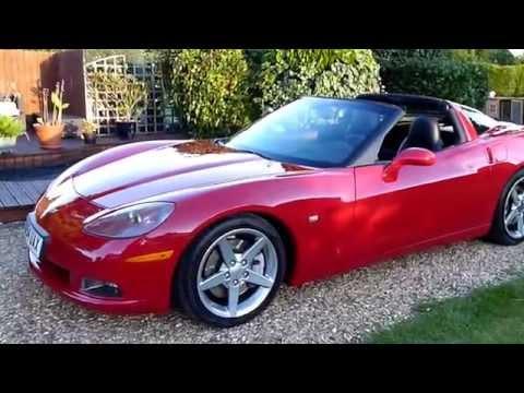 2005 Chevrolet Corvette C6 6.0 For Sale SDSC Specialist Cars Cambridge