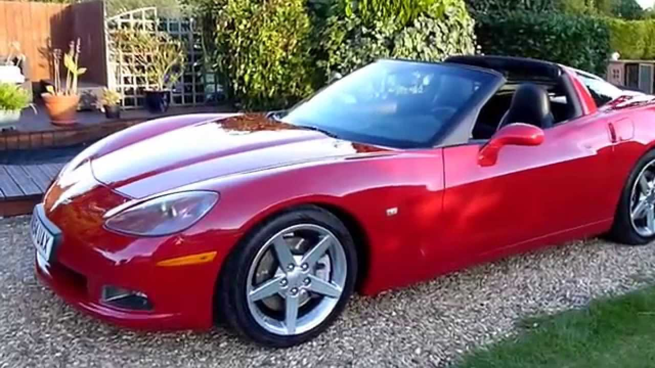 2005 chevrolet corvette c6 6 0 for sale sdsc specialist cars cambridge youtube. Black Bedroom Furniture Sets. Home Design Ideas