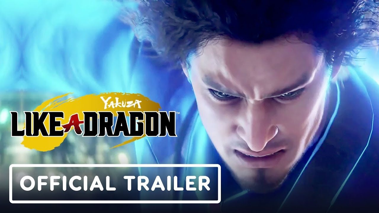 Yakuza 7 Like A Dragon Gameplay Trailer Tgs 2019 Youtube
