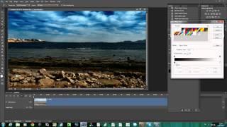 Коррекция цвета видео в Photoshop CS6