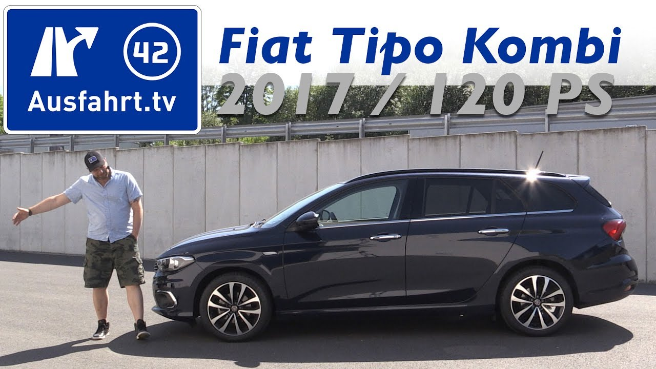 2017 fiat tipo kombi 1 4 t jet 120 ps lounge typ 356 fahrbericht der probefahrt test. Black Bedroom Furniture Sets. Home Design Ideas