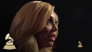 Tamar Braxton - Difficulty Of Releasing New Music | GRAMMYs