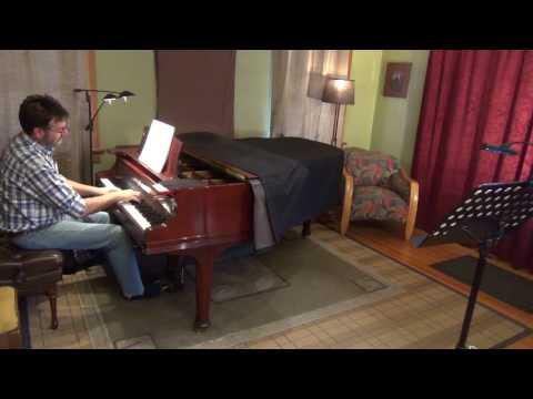 Suzuki Violin Book 4: Schubert Lullaby, Piano accompaniment