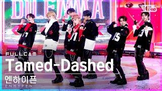 [안방1열 직캠4K] 엔하이픈 'Tamed-Dashed' 풀캠 (ENHYPEN Full Cam)│@SBS Inkigayo_2021.10.17.