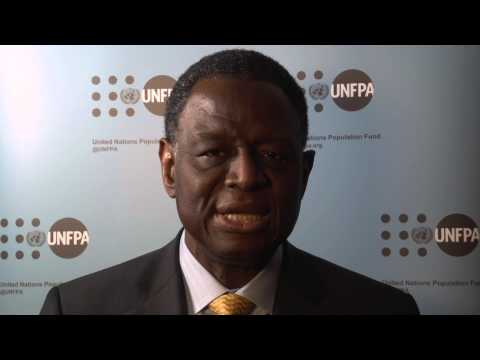 Dr. Babatunde Osotimehin (UNFPA), on the Global Partnership and Crowdsourcing for Youth