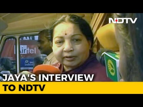 I'm Not Corrupt, My Party Is Not Corrupt: Jayalalithaa To NDTV In 2011
