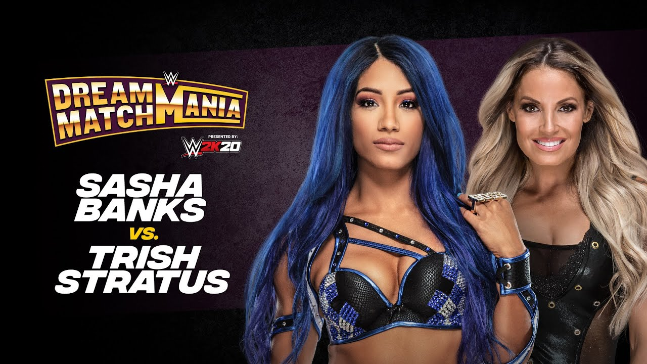 Sasha Banks Wants Lot Of Money From WWE To Face Trish Stratus 2