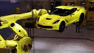 8 Biggest Robots In The World