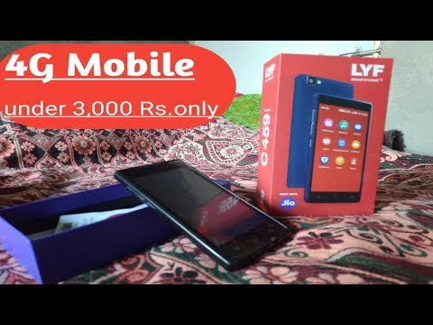 4G Android Mobile Under 3000 Rs.  | Unboxing And Review Best Mobile Phone Under 3000 Rs.