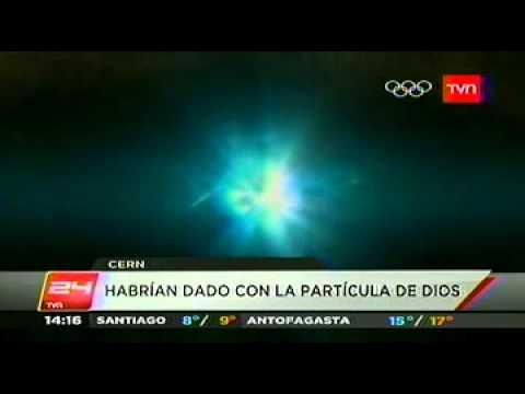 Hallan Posible Partícula de Dios que abre la puerta a un nuevo Universo Científico   04.07