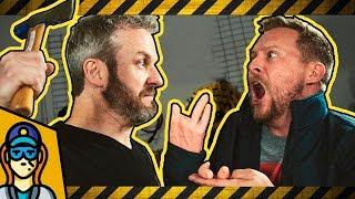Иллюзия резиновой руки — как обмануть свой мозг! [Modern Rogue на русском]