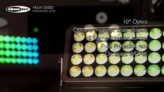 Showtec Helix S5000 Q4. Ordercode: 43725.