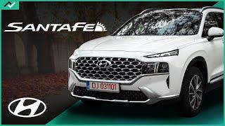 Hyundai Santa Fe 2021 este un SUV de 45.000 Euro - PREMIERĂ NAȚIONALĂ