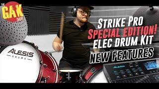 NEW Alesis Strike Pro SPECIAL EDITION | New Features!