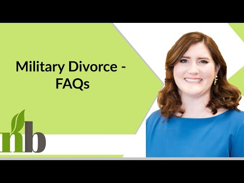 Military Divorce – FAQs | Decatur Alabama Contested Divorce Attorneys | New Beginnings Family Law