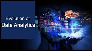 Evolution Of Data Analytics, Data Science & Big Data Technologies