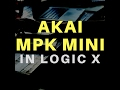 Download Logic Pro X 10.1, Akai MPK Mini and Drum Machine Designer! MP3 song and Music Video