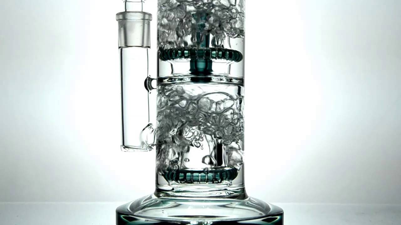 how to clean a multi chamber bong