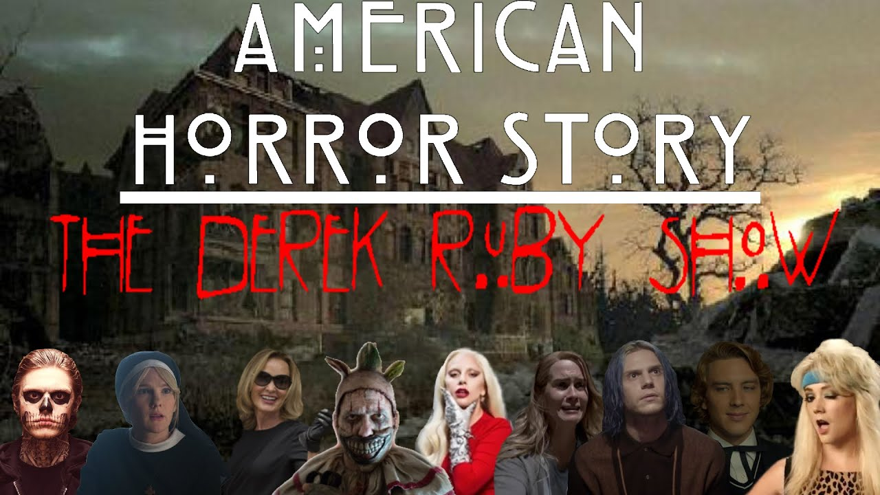 Download Ranking America Horror Story Seasons 1-9