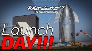SpaceX Starship Updates – Starlink v1-1 Launch Preparations