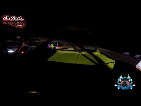 #21 Shannon Ethridge - Kajun Mini Stock - 2-18-17 Winchester Speedway - In-Car Camera