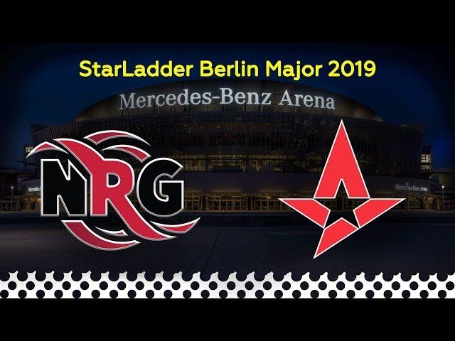 NRG vs Astralis - Map1_Overpass   CSGO Highlights   Berlin Major 2019 (07.09.2019)
