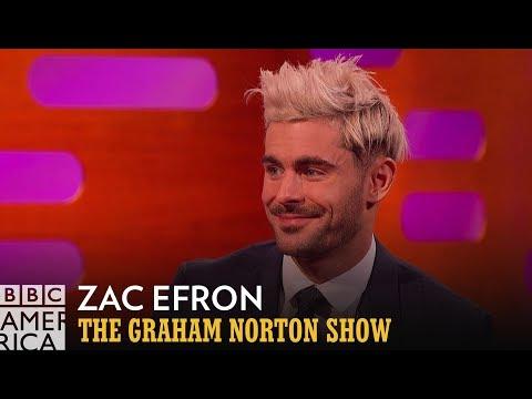 Zac Efron&39;s Transformation Challenge  The Graham Norton Show  BBC America