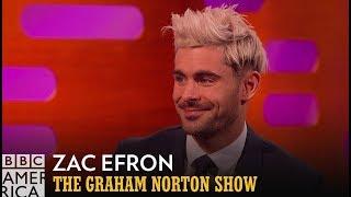 Zac Efron's Transformation Challenge | The Graham Norton Show | BBC America