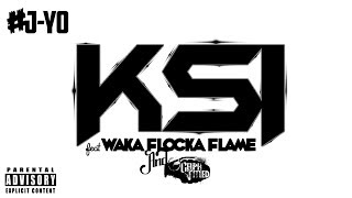 KSI ft. Celph Titled & Waka Flocka Flame - Jump Around (J-Yo Remix)