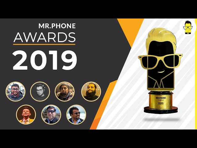 Mr. Phone Awards (2.0) 2019: introducing the jury, categories, and nominees