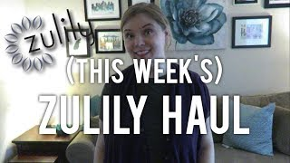 ZULILY HAUL | This Week's 😂 Online Shopping