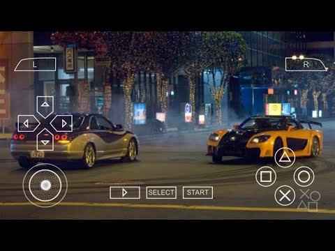 How To Download - The Fast And The Furious Tokyo Drift PPSSPP Android!!