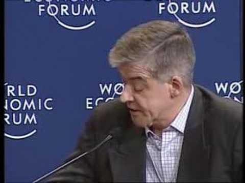 Davos Annual Meeting 2005 - WTO's tenth Birthday
