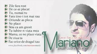 MARIANO - Beau de dorul tau