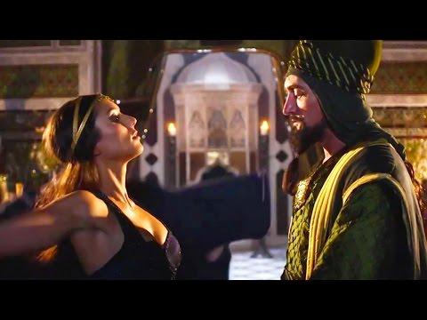 Французская комедия 2016  Новые приключения Аладдина  Трейлер на русском