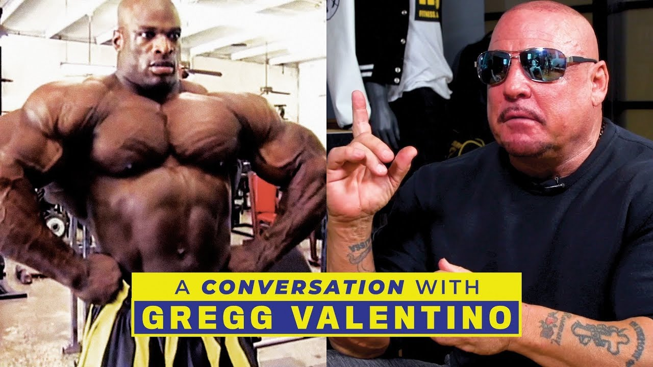 PART 4: Gregg Valentino & Vlad Yudin Debate - Did Ronnie Coleman Train Too Hard? | Convo With Gr