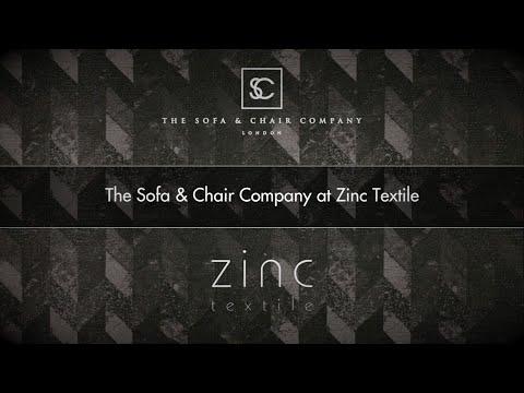 The Sofa & Chair Company at Zinc Textile