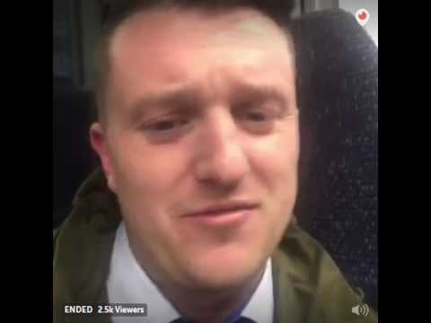 Tommy Robinson explains why the rich support Globalism and ...