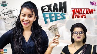 Exam Fees || Ep 24 || Warangal Vandhana || The Mix By Wirally || Tamada Media