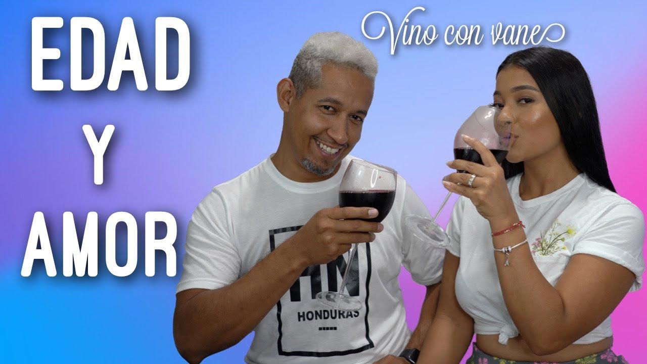 VINO CON VANE - AMOR DE PAREJA CON DIFERENCIA DE EDAD | yesmin vanessa