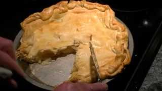 Easy Apple Pie Quick And Cheap To Make.. Oh Yea!
