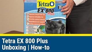 Tetra EX Filter Plus   Zum Wohle Ihrer Fische und Planzen