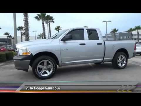 2010 Dodge Ram 1500 Daytona Beach FL FF1787M
