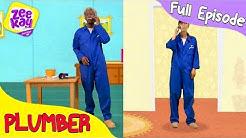 Let's Play: Plumber   FULL EPISODE   ZeeKay Junior
