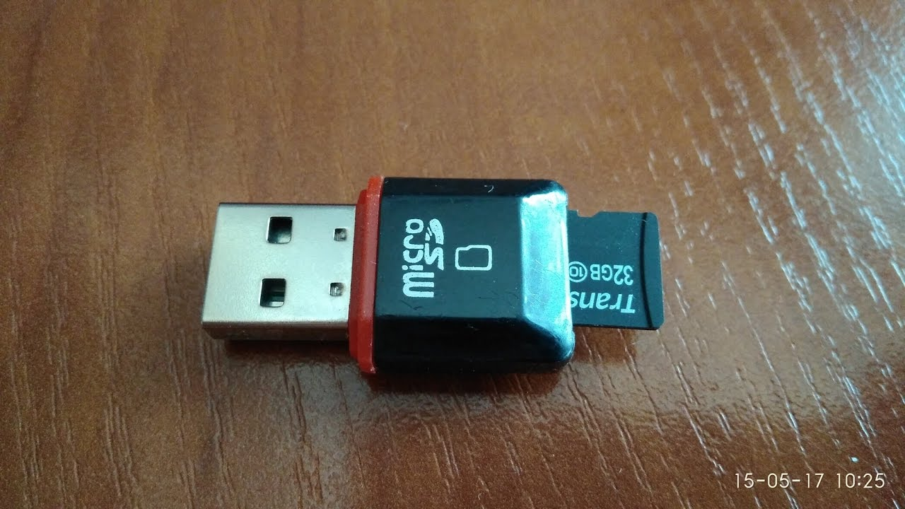 Micro Sdhc Card Reader Enter Usb 20 Youtube Microsd
