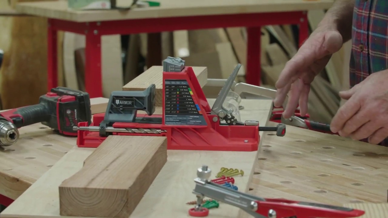 Armor Tool: Scott Phillips Shows Off The Auto-Jig