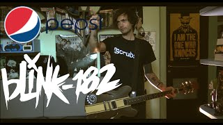 blink-182 - The Rock Show (Live at Pepsi Smash) Guitar Cover HD by SymonIero