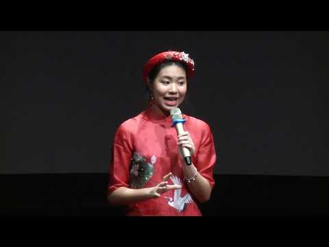 Traditional and modern music, what should we choose  | Quynh Trinh Diem | TEDxYouth@Hanoi